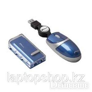 Комплект мышка + HUB TARGUS B0220