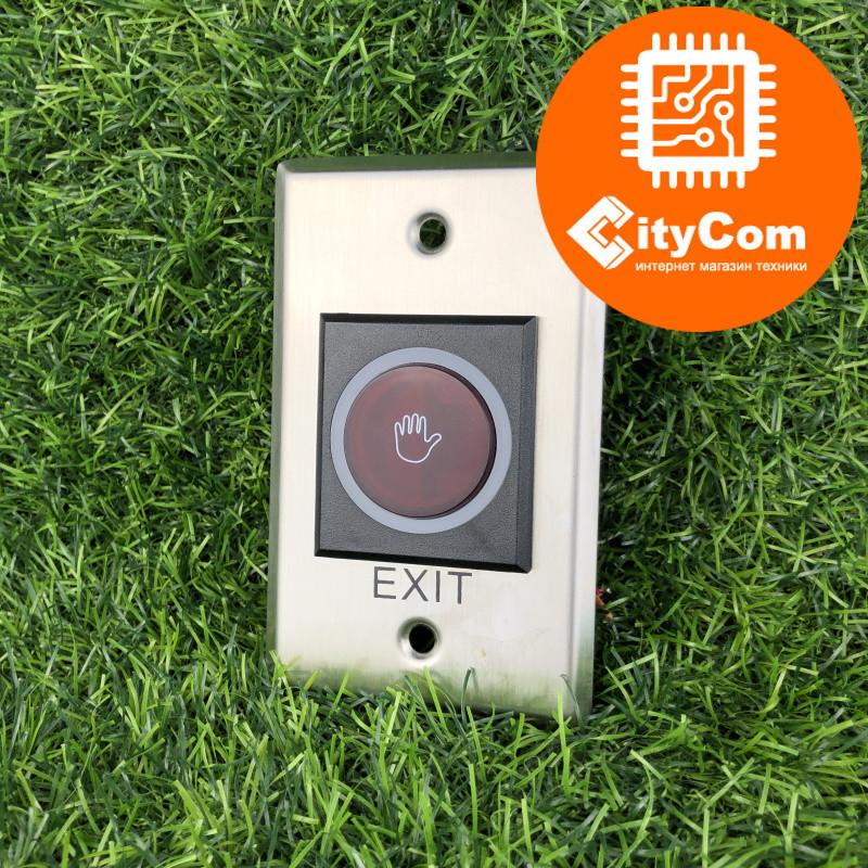 "Кнопка выхода Smart Lock CT-87 ""Exit"" Арт.6265 - фото 1"
