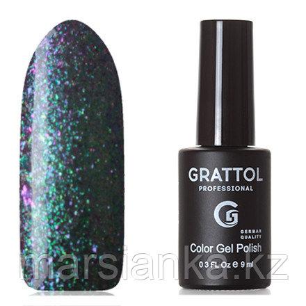 Гель лак Grattol Galaxy #001, 9ml