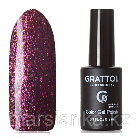Гель лак Grattol Galaxy #003, 9ml, фото 2