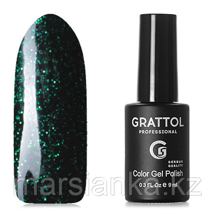 Гель лак Grattol LS Emerald #002, 9ml