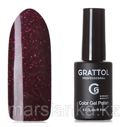 Гель лак Grattol LS Ruby #002, 9ml