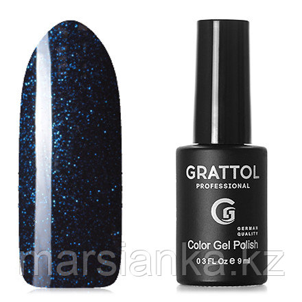 Гель лак Grattol LS Sapphire #001, 9ml