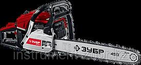 Пила цепная бензиновая ЗУБР ПБЦ-М49-45, 49 см3, шина 45 см