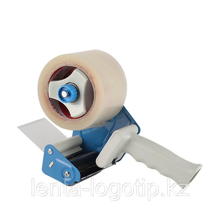 Диспенсер для скотча Синий 75 мм