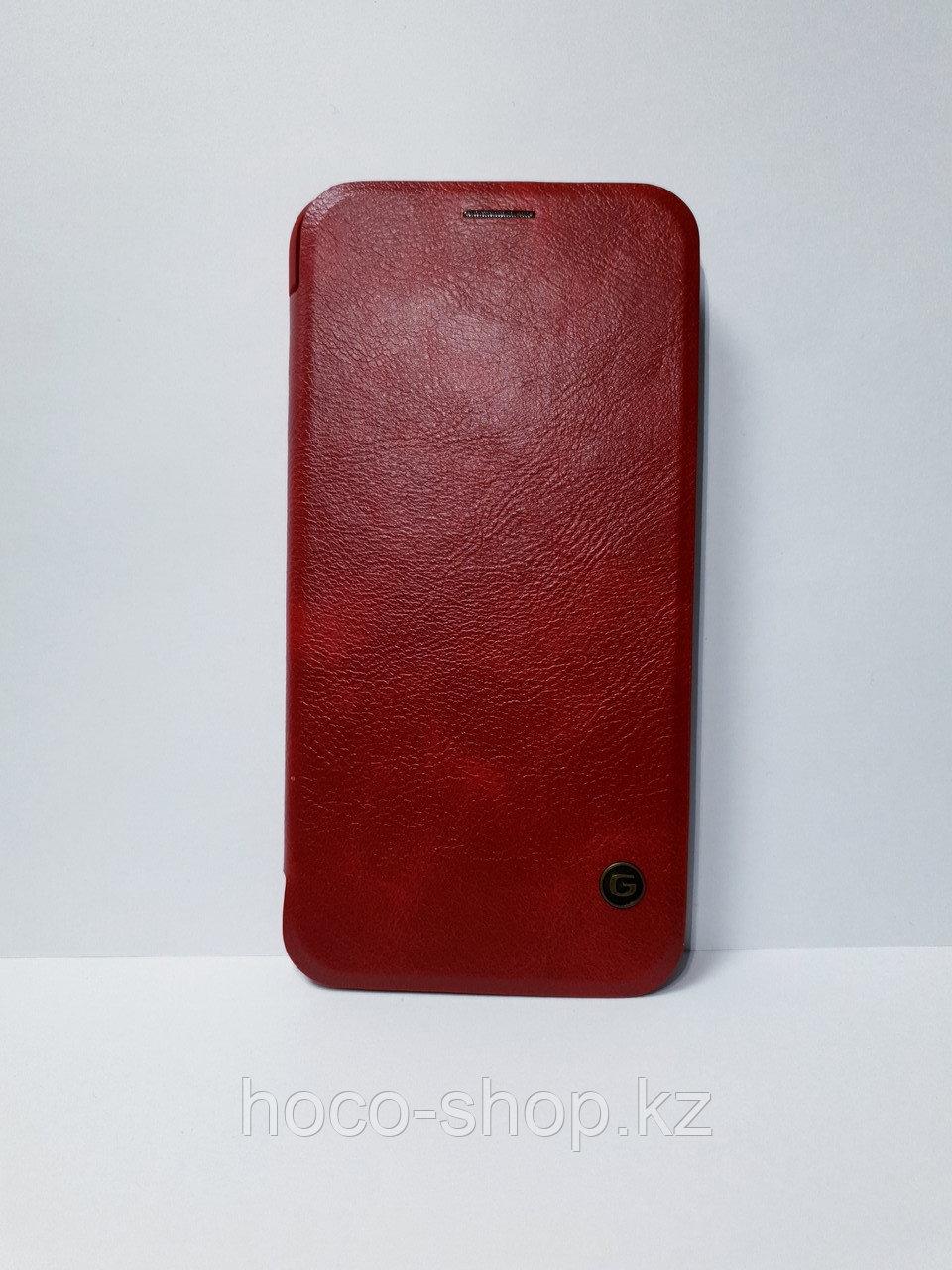 Кожаный чехол-книжка Baseus iPhone 11 - фото 1