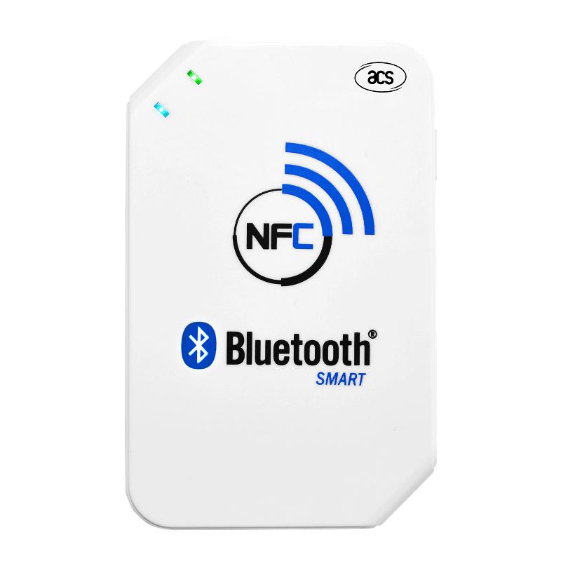Считыватель смарт-карт ACR1255U-J1, NFC, BT