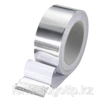 Алюминиевая лента клейкая 50мм*10м 25