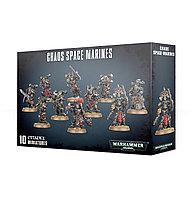 Chaos Space Marines: Squad (Отряд космодесантников Хаоса)