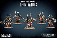 Chaos Space Marines: Terminators (Космодесант Хаоса: Терминаторы)