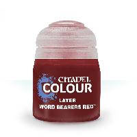 Layer: Word Bearers Red (Слой: Красный Несущих Слово). 12 мл.
