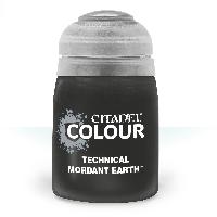 Technical: Mordant Earth (Техническая: Мёртвая земля). 24 мл.