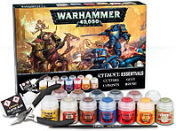 Warhammer 40,000 Essentials Set (Вархаммер 40,000: начальный набор) (Eng)
