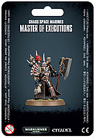 Chaos Space Marines: Master of Executions (Космодесант Хаоса: Мастер казней)