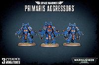 Space Marines: Primaris Agressors (Космодесант: Агрессоры Примарис)