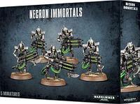 Necrons: Immortals (Некроны: Бессмертные)