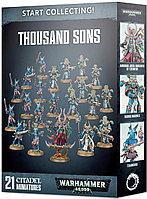 Start collecting! Thousand Sons (Начни собирать! Тысяча сыновей)