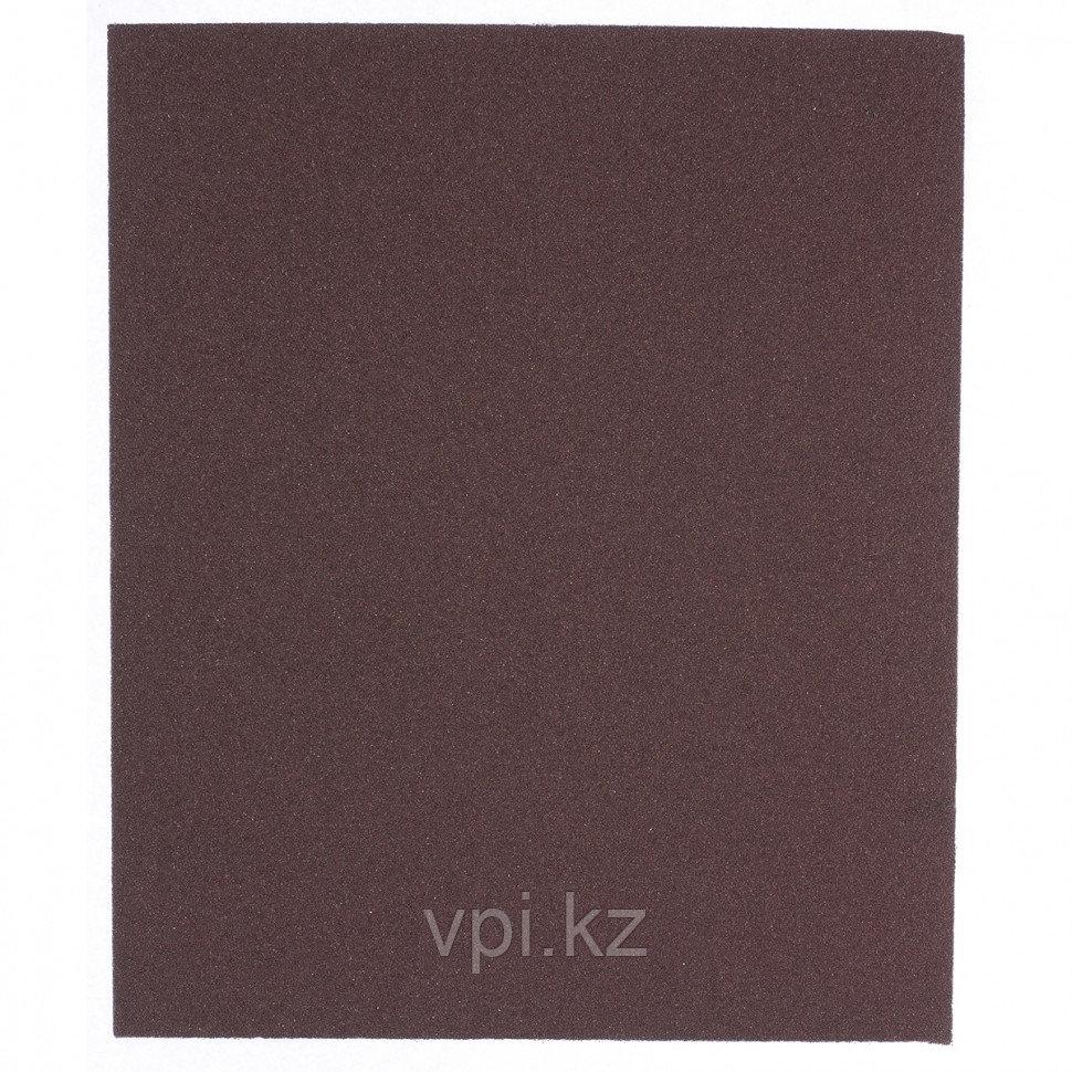 Шлифлист на бумажной основе, водостойкий,  230*280мм, P100, Matrix