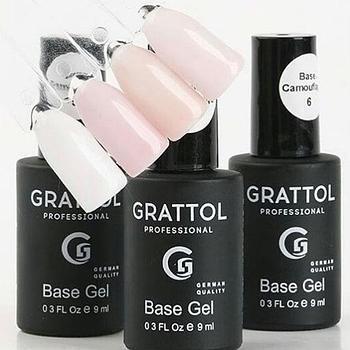 Камуфлирующие базы Grattol