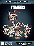 Start collecting! Tyranids (Начни собирать! Тираниды)