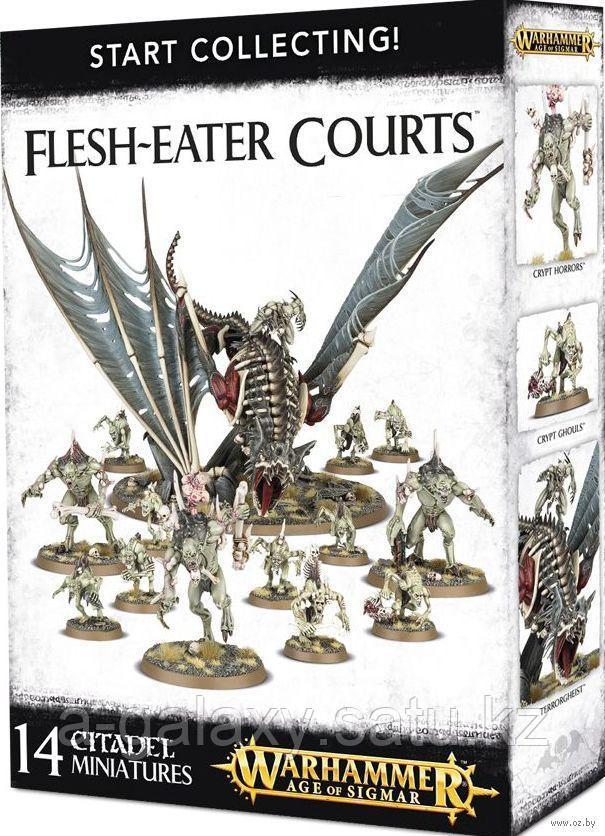 Start collecting! Flesh-Eater Courts (Начни собирать! Дворы пожирателей плоти) - фото 2