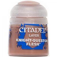 Layer: Knight-Questor Flesh (Слой: Плоть рыцаря-квестора). 12 мл.