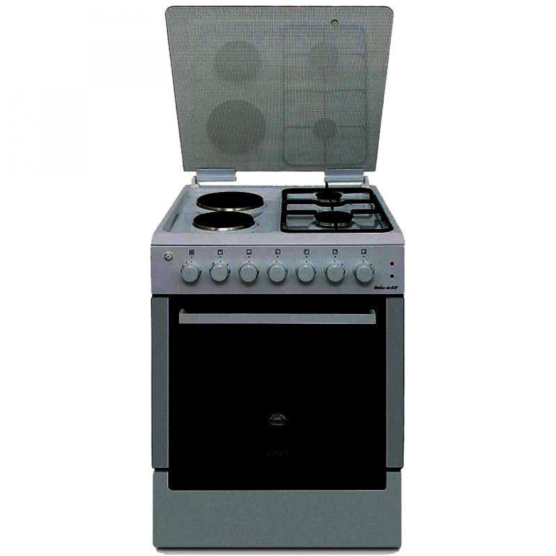 Комбинированная плита Shivaki Dolce 01EX(серый)