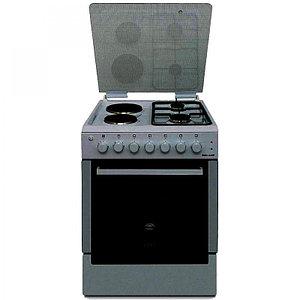 Комбинированная плита Shivaki Dolce 01EX (серый)