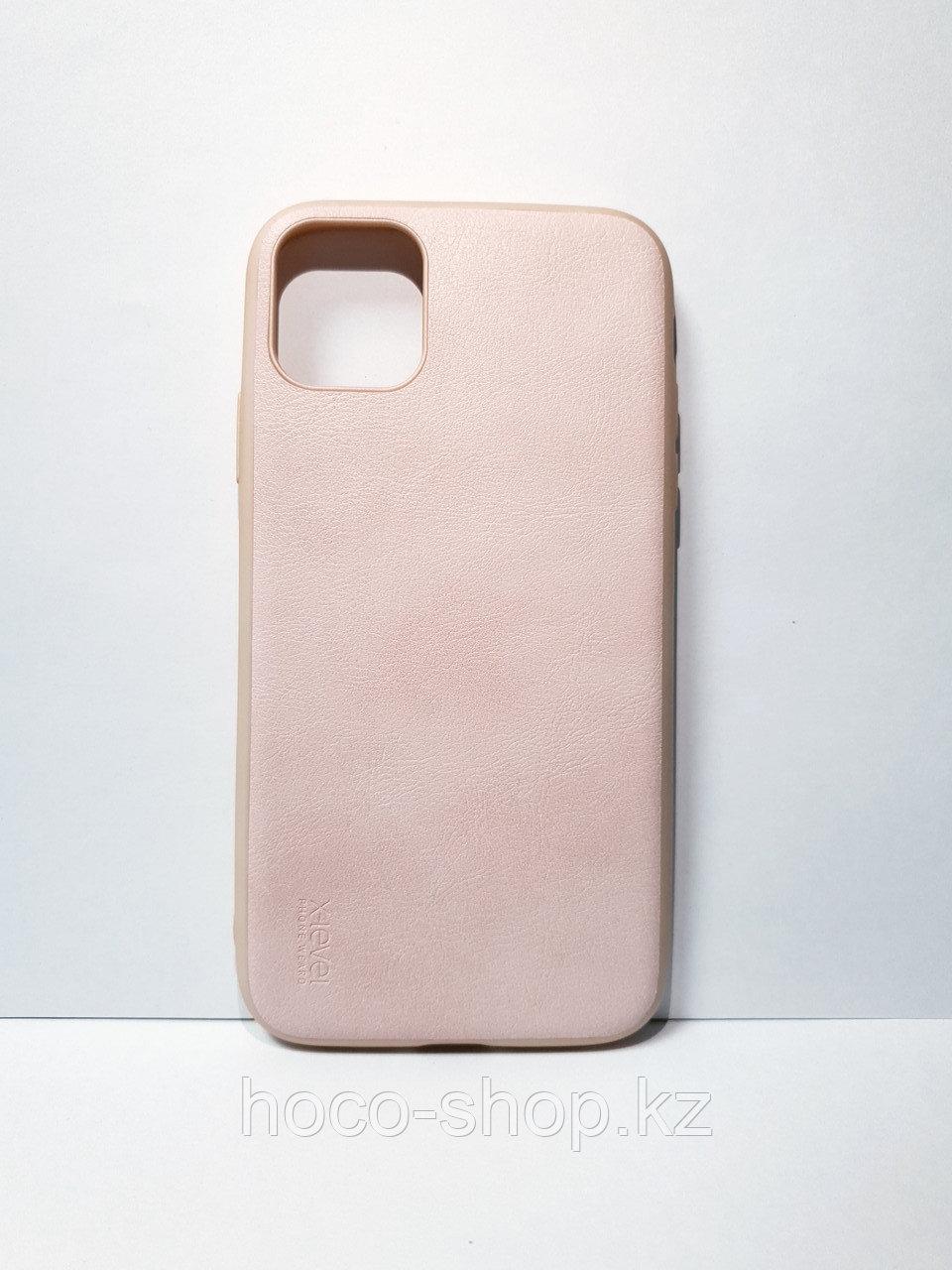 Кожаный чехол X-Level iPhone 11