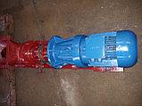 Транспортер вертикальный шнековый, фото 3