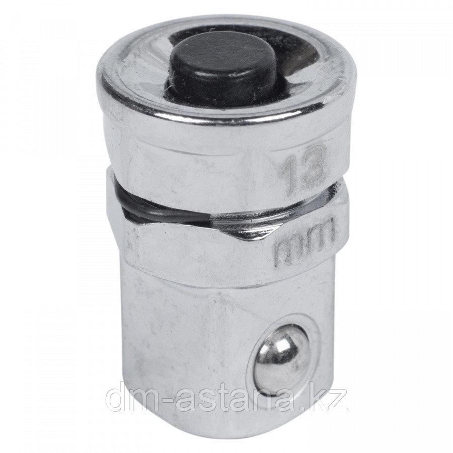 """KING TONY Переходник для головок 3/8"""" под ключ 13 мм KING TONY 373203R"""