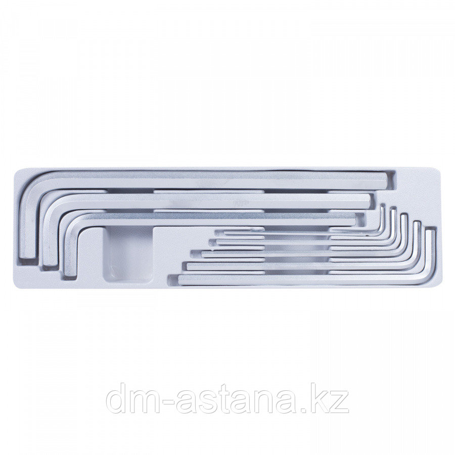 KING TONY Набор Г-образных шестигранников 3-14 мм, 8 предметов KING TONY 20208MR01