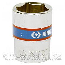 """Насадка (бита) торцевая 1/4"""", TORX T20, L = 37 мм KING TONY 203320"""