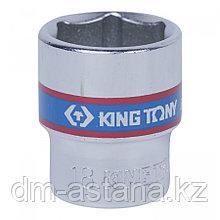 """Насадка (бита) торцевая 1/4"""", HEX, 3 мм, L = 37 мм KING TONY 203503"""