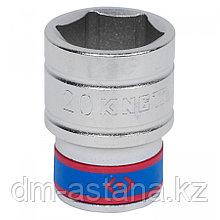 """Насадка (бита) торцевая 1/4"""", HEX, 7 мм, L = 37 мм KING TONY 203507"""