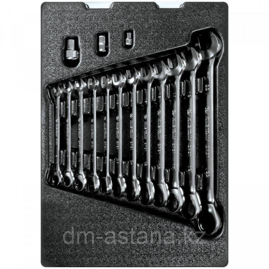 Отвертка шлицевая Slotted 5.5х100 мм, держатель МАСТАК 040-55100H