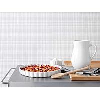ВАРДАГЕН Форма для открытого пирога, белый с оттенком, фото 1