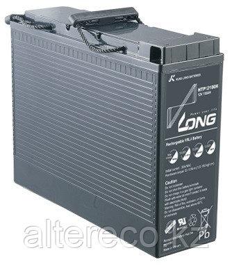 Фронттерминальный аккумулятор LONG HTP12100H (12В. 100Ач), фото 2