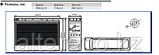 Фронттерминальный аккумулятор LONG HTP12100H (12В. 100Ач), фото 3