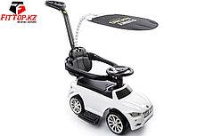 """Машина-каталка Happy Baby """"JEEPSY"""" (white), от 1-3лет, макс.вес 30 кг"""
