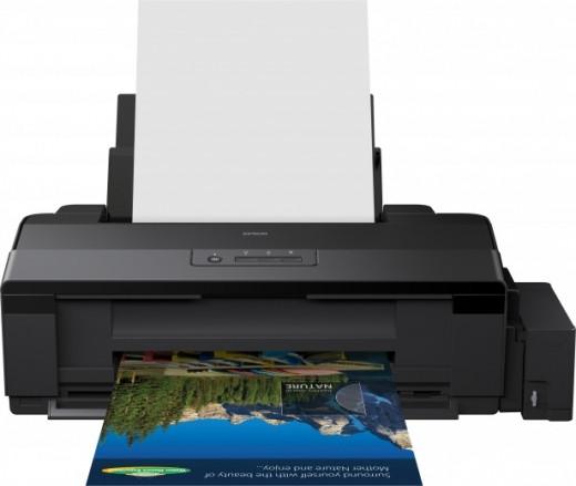 Струйный принтер Epson L1800 А3 6цвет 15стр