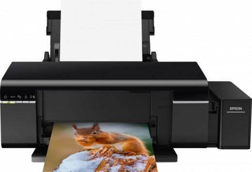 Струйный принтер Epson Photo L805