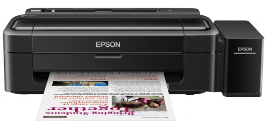 Струйный принтер Epson L132 A4, 5760x1440, 27 стр