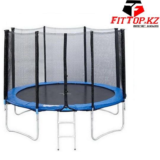 Батут  12FT 3,66м с защитной сеткой и лестницей GB10202-12FT