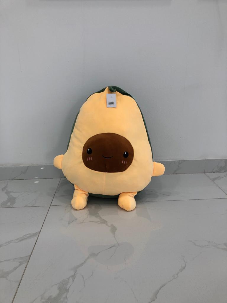 Мягкая игрушка авокадо 40см