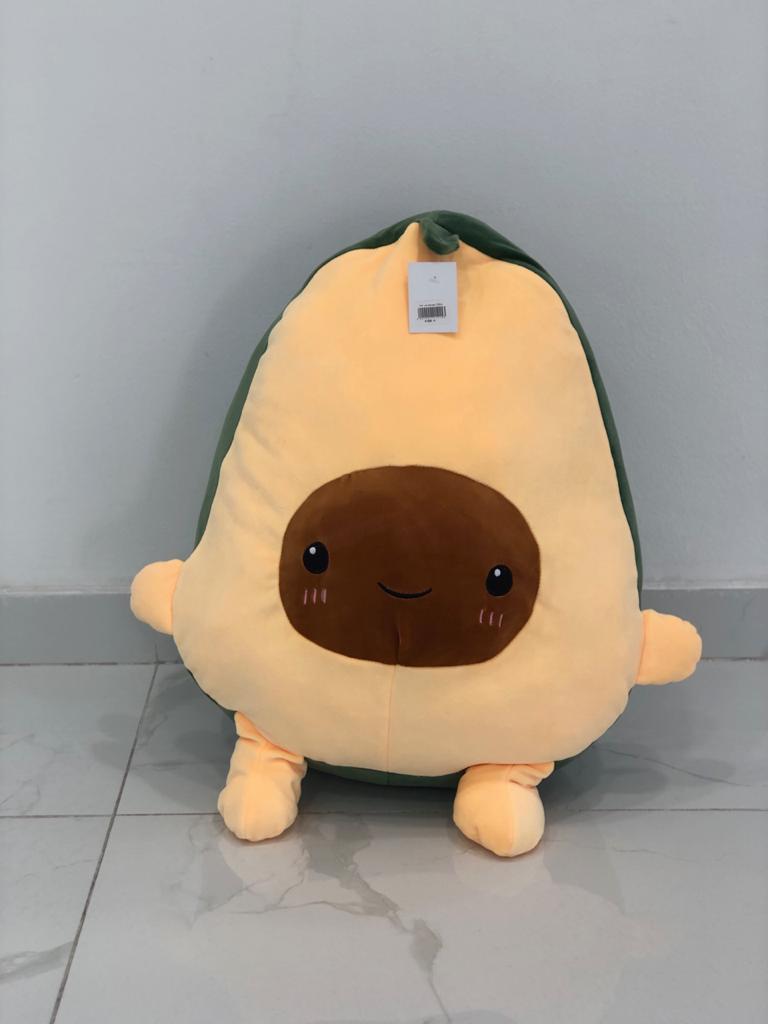 Мягкая игрушка авокадо 60см