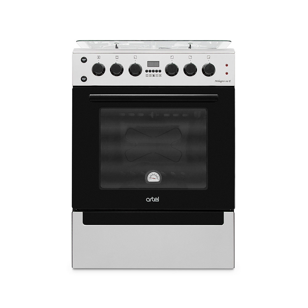Газовая Плита Shivaki Apetito 01-G ( белый )