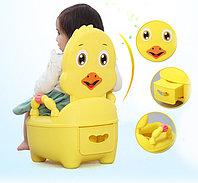 Детский горшок Pituso Цыпленок желтый 1713, фото 1