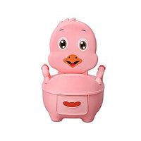 Детский горшок Pituso Цыпленок Розовый 1713, фото 1