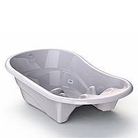 Ванночка для купания Kidwick Лайнер с термометром серый, фото 1